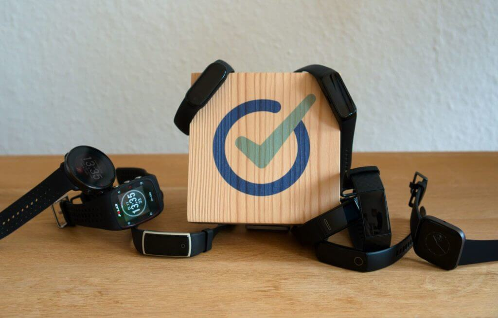 Alle Fitness Tracker unseres Tests