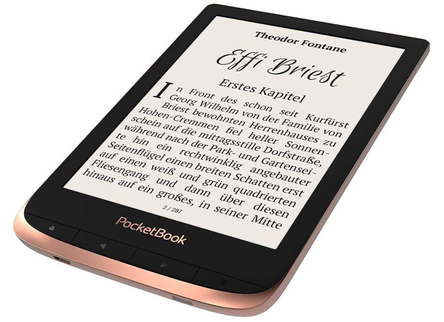 Das Pocketbook HD 3 im Detail