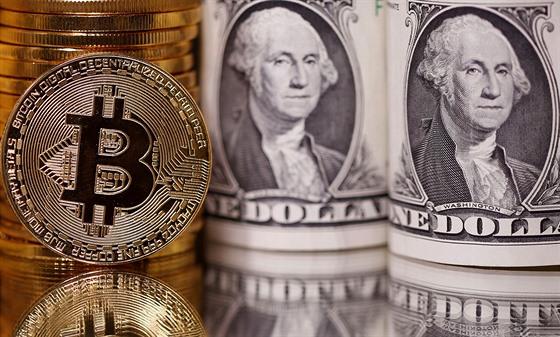 Kryptoměny opět táhnou. Bitcoin se přehoupl přes 272 tisíc korun