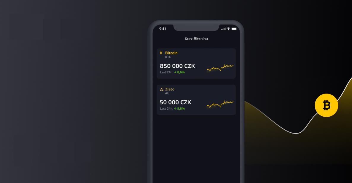 Bitstock mění název na Bit.plus a začíná prodávat Zlato