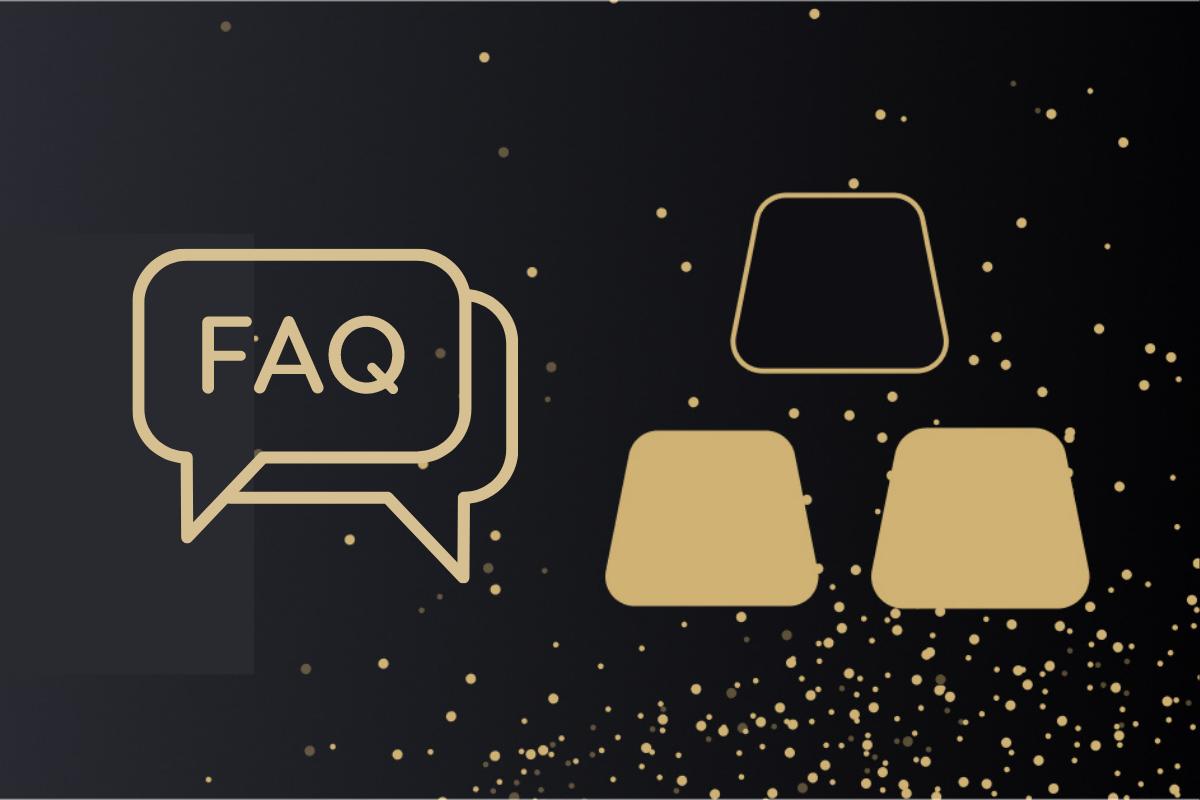 7 nejčastějších dotazů ohledně nákupu Zlata