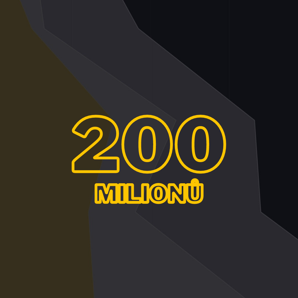 Češi v červenci nakoupili kryptoměny za 200 milionů korun. Meziročně dvojnásobek