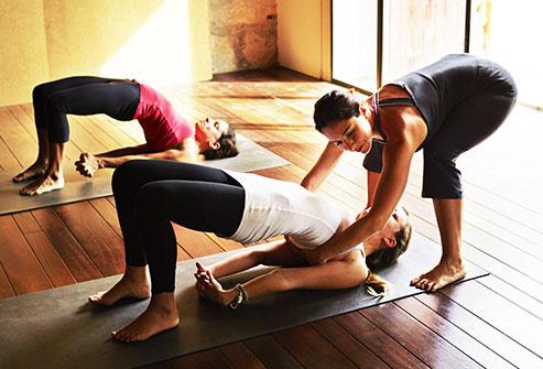 12 basic yoga poses