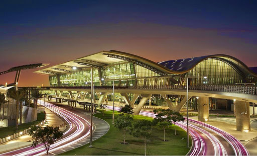 Hamad International Airport - Doha, Qatar