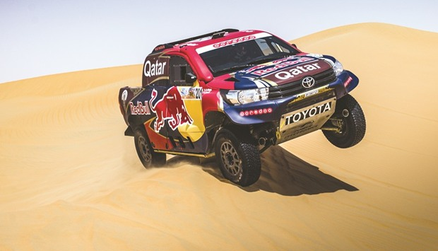 Al-Attiyah aims to return to winning ways in Qatar