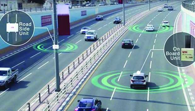 Connected car technology to make Doha debut soon