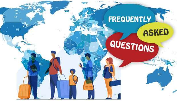 FAQs on quarantine rules for people arriving in Qatar