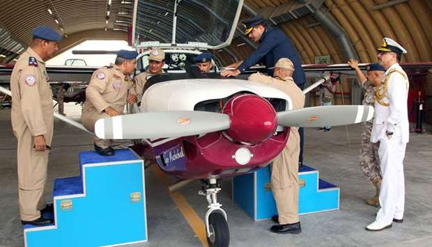 First batch of Super Mushshak trainer aircraft arrives in Doha