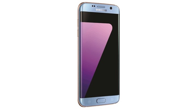 Galaxy S7 edge now in Coral Blue colour too