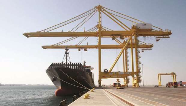 Hamad Port operating ق€˜at full capacityق€™ as usual