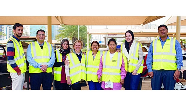 HMC holds workshop on car seat  safety for special needs children