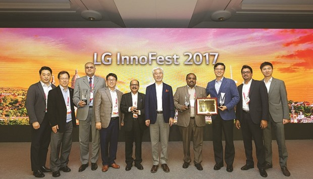 Jumbo Electronics bags awards at Barcelona fest
