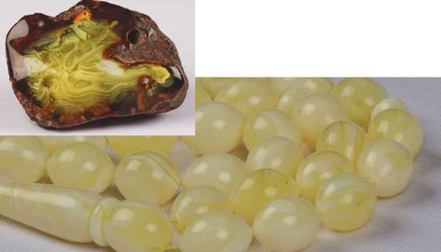 Katara to hold first exhibition for amber beads