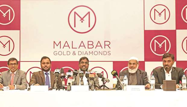 Malabar Gold & Diamonds to launch 11 outlets in six nations
