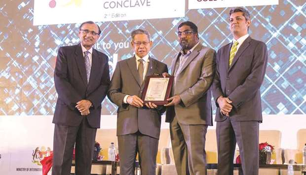 Malabar Group wins business excellence award