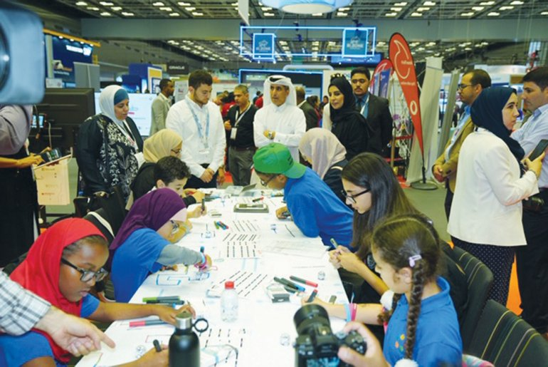 MoTC, Education Ministry launch Hour of Code programme at QITCOM