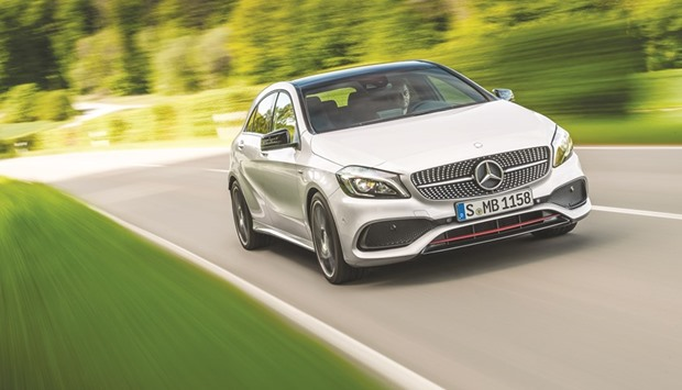 NBK's special offer on Mercedes-Benz A-Class