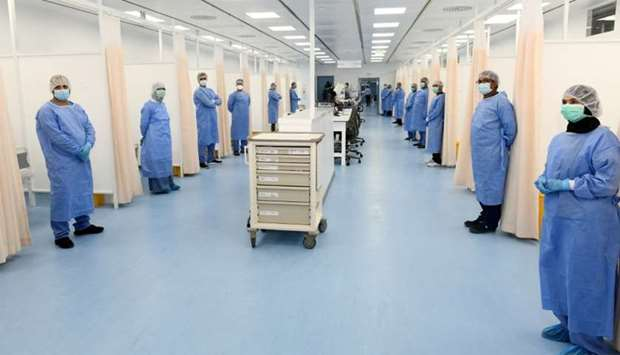 New 200-bed general hospital opens in Industrial Area