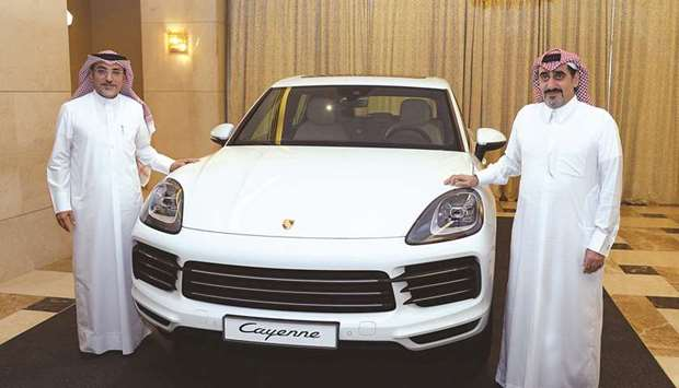 New models of Cayenne unveiled