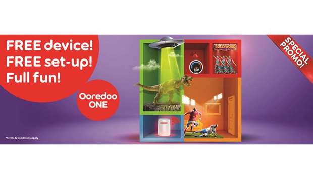 Ooredoo ONE customers to get free Smart Wi-Fi