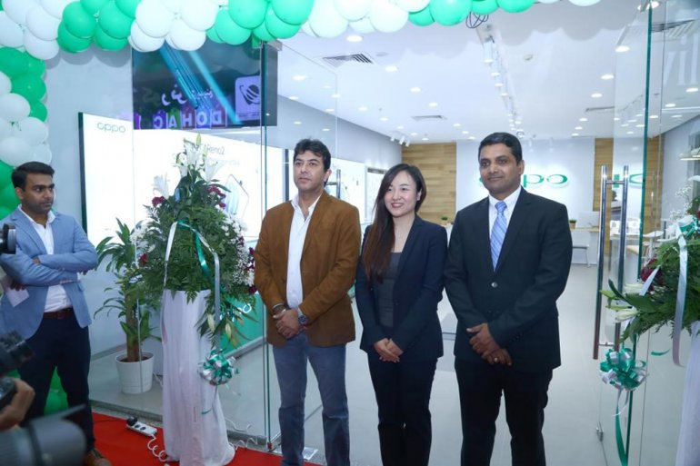 Oppo launches first Middle East store in Qatar