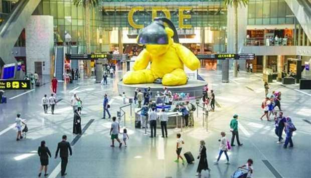 Outbound travellers push shop sales this summer