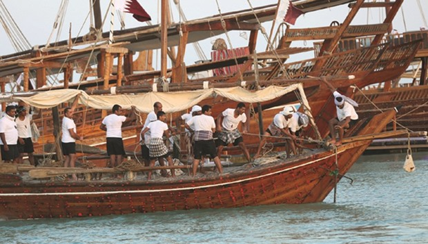 Over 230 to take part in Dhow Festival
