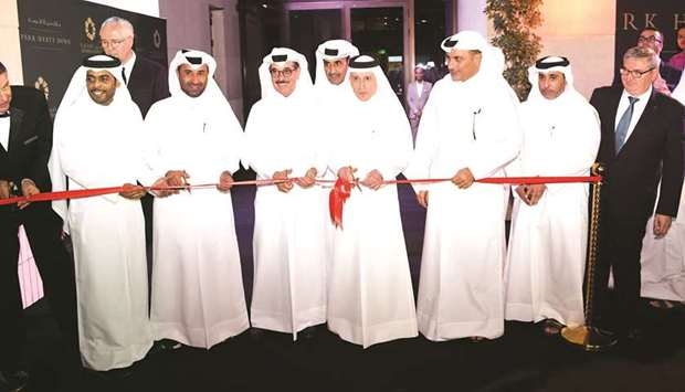 Park Hyatt Doha Hotel opens at Msheireb Downtown Doha