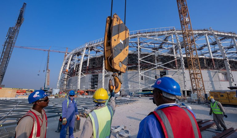 Preparations in full swing as Qatar gears up for FIFA World Cup 2022