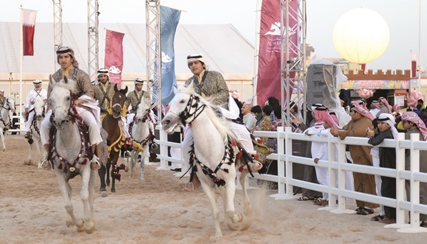Preparations in full swing for Qatar National Day celebrations