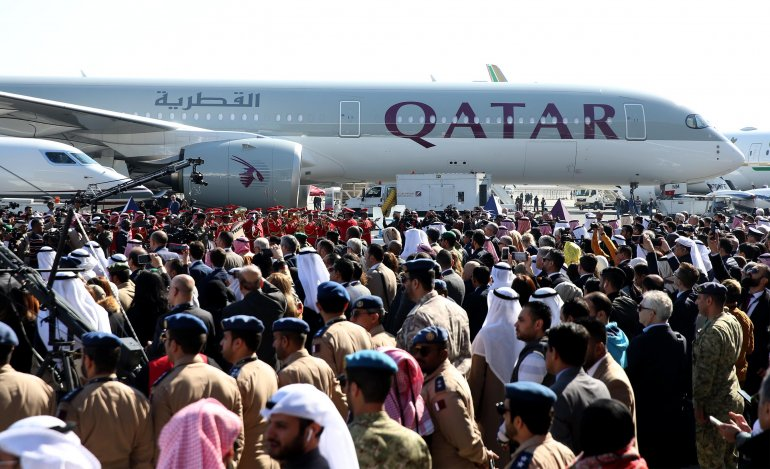 Qatar Airways announces eight new destinations