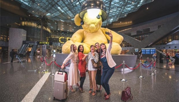 Qatar offers free visa to transit passengers in tourism boost