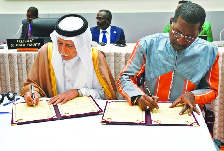 Qatar signs MoU with APU to promote peace