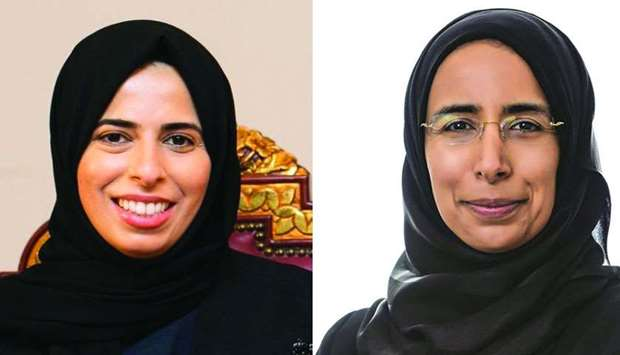 Qatari women at the forefront of fighting Covid-19 pandemic