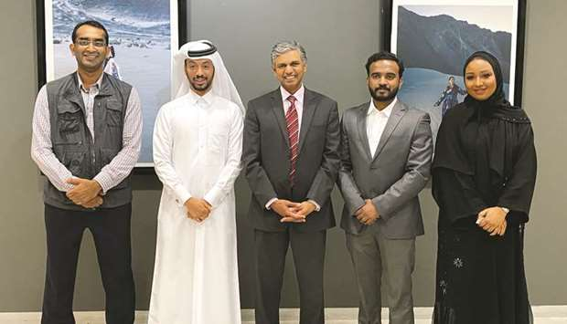 QM unveils Qatar-India photographic exhibition