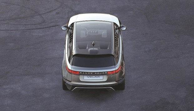 Range Rover Velar set for global debut on March 1