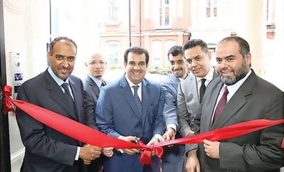 Qatar Charity opens office in London
