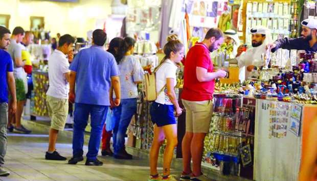Souq Waqif shops expect big business this Eid