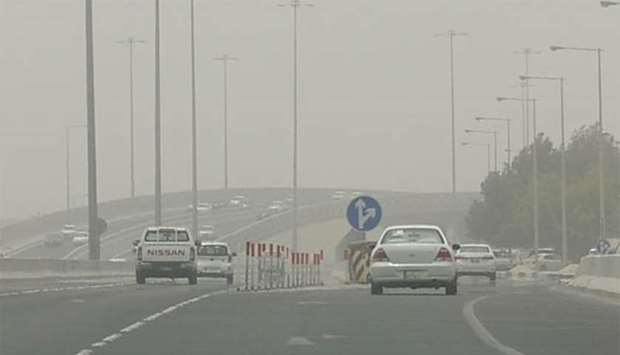 Temperature soars to 45 degrees in Doha