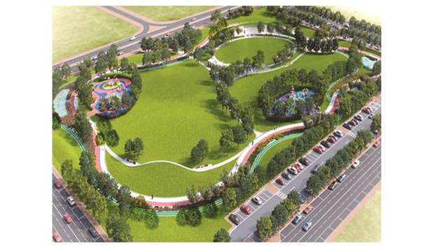 Three parks to open late next year: Ashghal