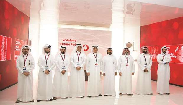 Vodafone Qatar showcases latest security solutions