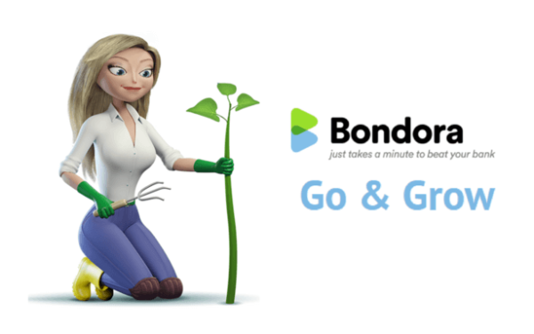 Bondora Go & Grow Zinsrechner