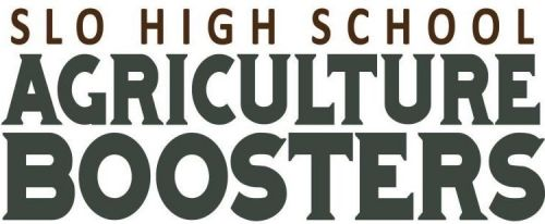 SLO High School Agriculture Boosters