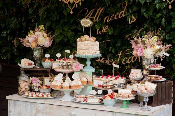 Como escolher os doces para o seu casamento