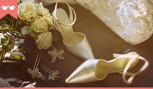 Economizar no vestido de noiva