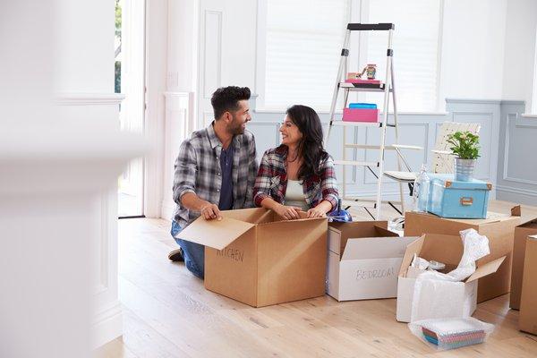 Itens de primeira necessidade para a casa nova