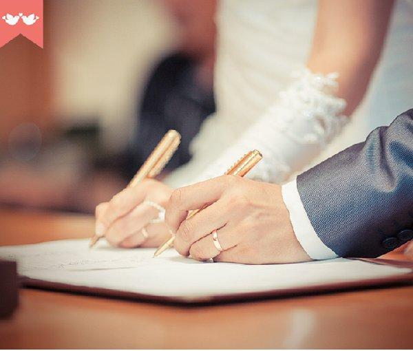 Dúvidas do casamento civil - Parte 1
