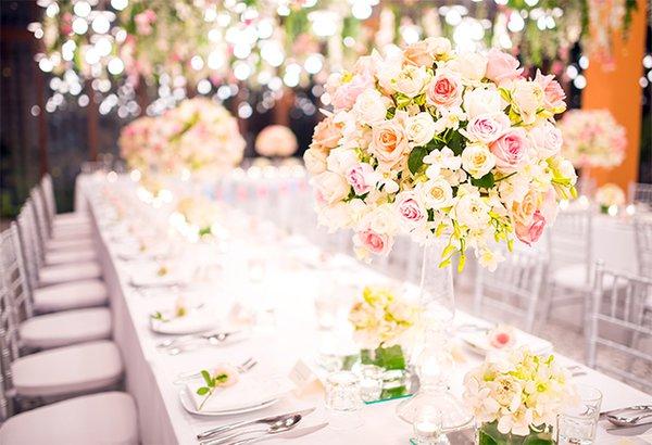 Casamento com decoração clássica: Confira as dicas!