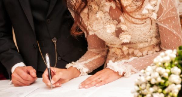 Burocracias no casamento