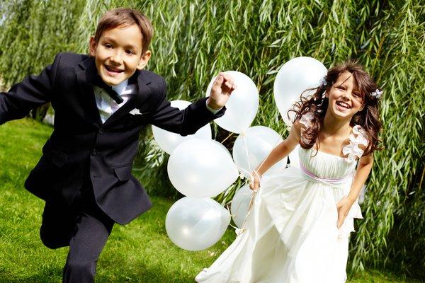 Dicas para receber bem os baixinhos no casamento